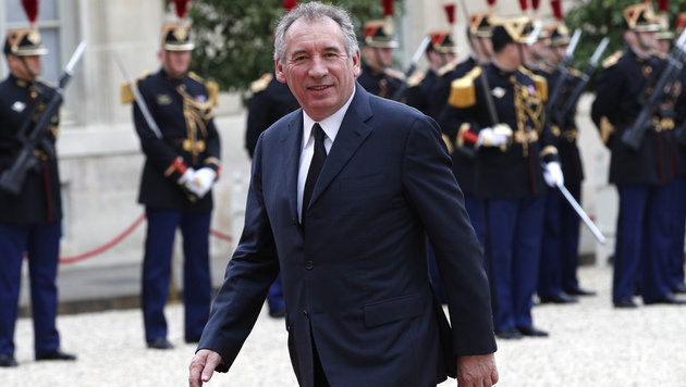 Francois Bayrou (Bild: Associated Press)