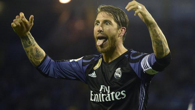 Real Madrid fehlt nur noch ein Punkt zum Titel (Bild: AFP)