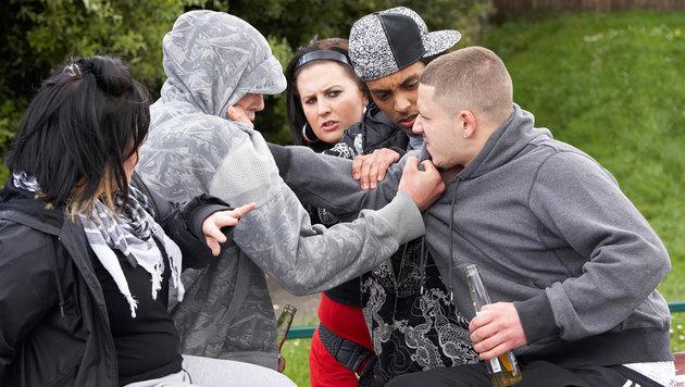 Wie Theaterspielen Gewalttäter bekehrt (Bild: thinkstockphotos.de)