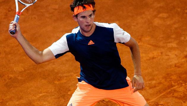 Matchbälle abgewehrt! Thiem holt Tennis-Schlacht! (Bild: AFP or licensors)