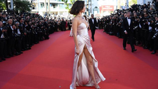 Bella Hadid (Bild: AFP)