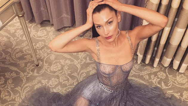 Bella Hadid (Bild: face to face)