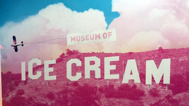 """Schlaraffenland in LA: """"Museum of Ice Cream"""" (Bild: Clara Milena Steiner)"""