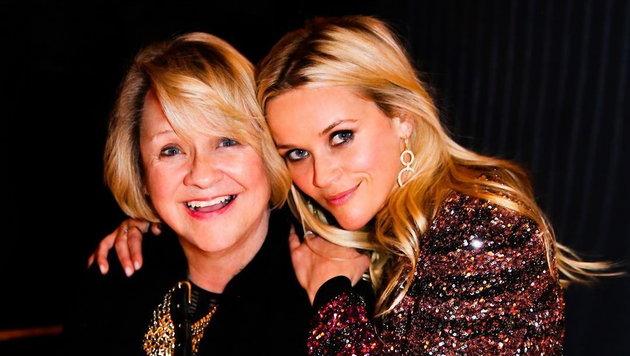 Reese Witherspoon mit ihrer Mutter (Bild: Viennareport)