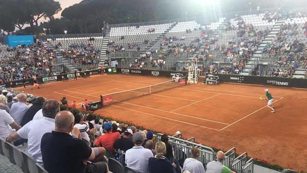 Matchbälle abgewehrt! Thiem holt Tennis-Schlacht! (Bild: Franz Hollauf)