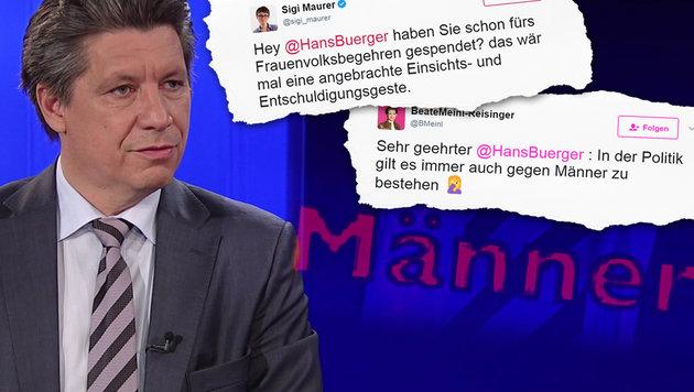 Hans Bürger, ORF (Bild: ORF, twitter.com)