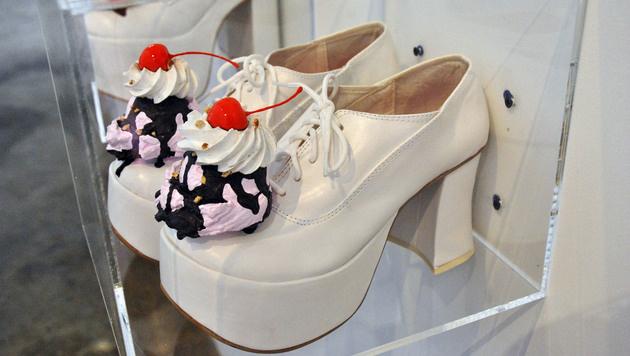 Mode für Eis-Liebhaber (Bild: Clara Milena Steiner)