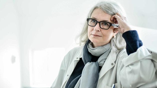 Psychiaterin Adelheid Kastner hat in der Vergangenheit schon viele Brandleger begutachtet. (Bild: Markus Wenzel)