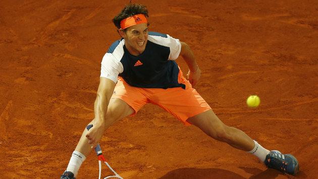 French Open: Thiem kennt seinen Auftaktgegner (Bild: Associated Press)