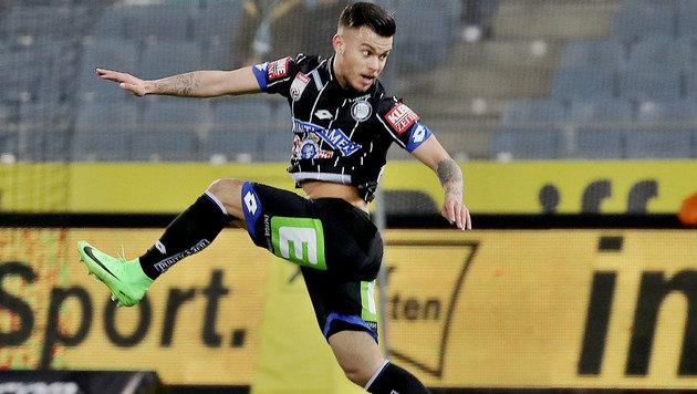 Horvath wechselt von Sturm Graz zu Dynamo Dresden (Bild: GEPA)