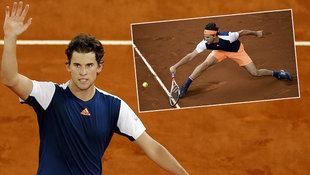 Matchbälle abgewehrt! Thiem holt Tennis-Schlacht! (Bild: Associated Press)