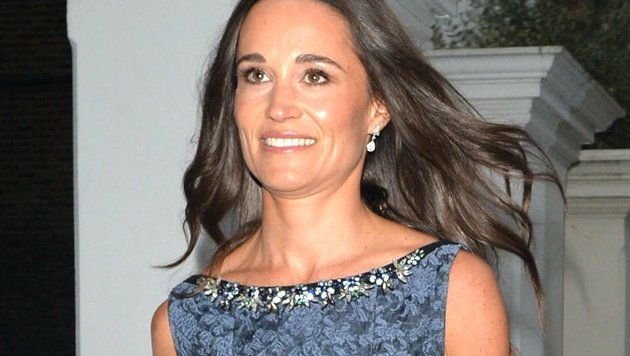 Pippa Middleton heiratet (Bild: Viennareport)