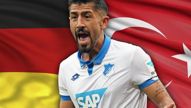 Deutschland und Türkei nominieren denselben Kicker (Bild: GEPA, thinkstockphoto.de)