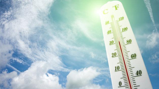 30-Grad-Marke heuer erstmals geknackt (Bild: thinkstockphotos.de)