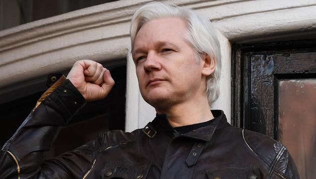 """Assange nennt Verfahrensstopp """"wichtigen Sieg"""" (Bild: AFP)"""
