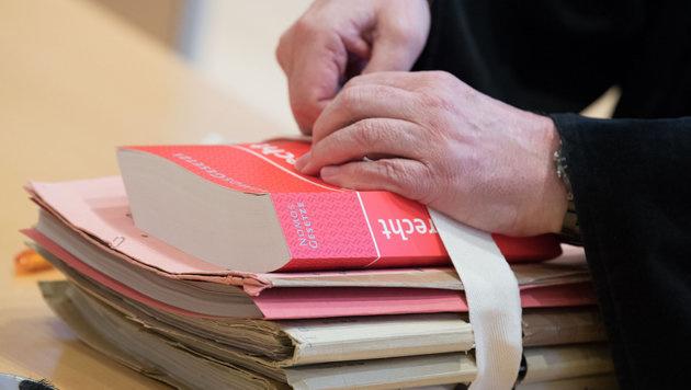 Deutscher Richter schlief ein - Urteil aufgehoben (Bild: APA/dpa/Boris Roessler)