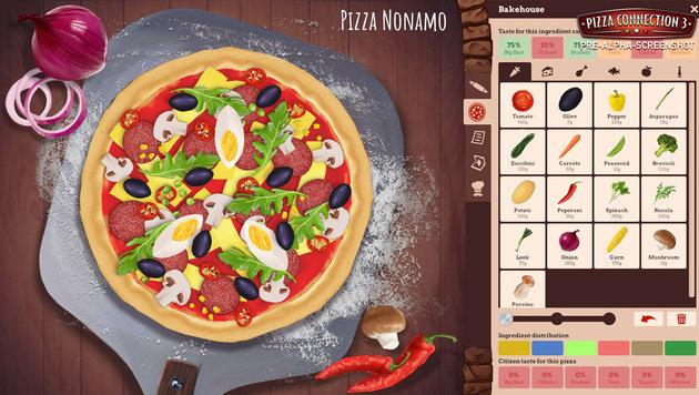 """Kult-Game """"Pizza Connection"""" kehrt endlich zurück (Bild: Gently Mad)"""