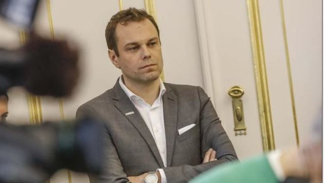 Magistratsdirektor Martin Floss war damals Sekretär. (Bild: Markus Tschepp)