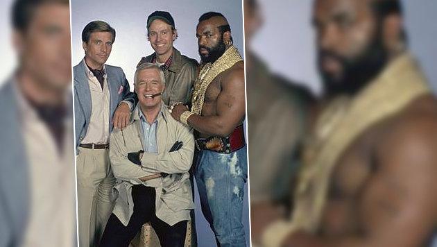 """Mr. T vom """"A-Team"""" feiert 65. Geburtstag (Bild: NBC)"""
