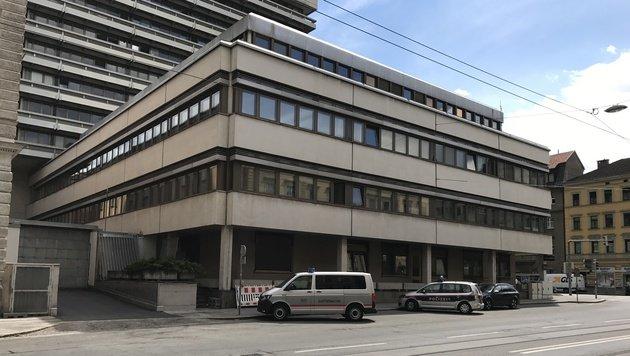 Böhm-Entführer springt bei Verhandlung aus Fenster (Bild: zeitungsfoto.at)