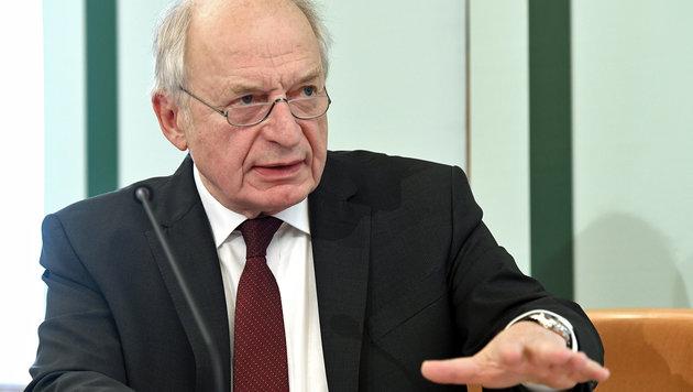 Der Präsident des Fiskalrats, Bernhard Felderer (Bild: APA/HELMUT FOHRINGER)