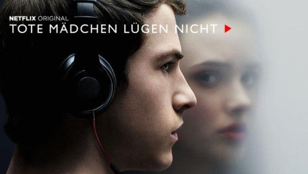 """""""Tote Mädchen lügen nicht"""" heißt die umstrittene Netflix-Serie. (Bild: Netflix)"""