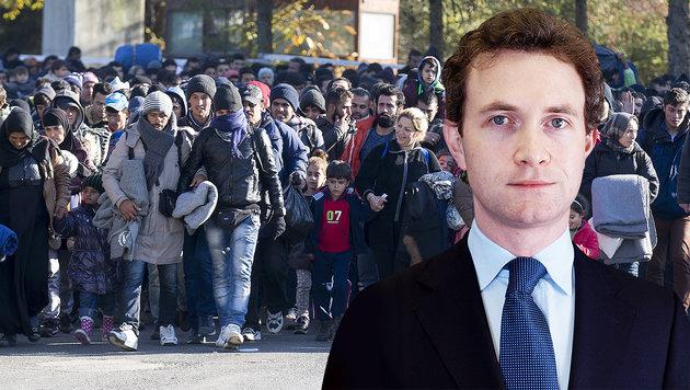 """Britischer Autor warnt: """"Europa bringt sich um"""" (Bild: The Henry Jackson Society, APA/ERWIN SCHERIAU)"""