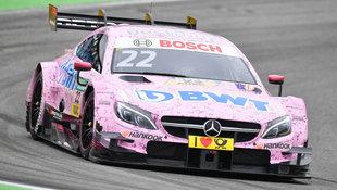 DTM: Lucas Auer triumphiert auf dem Lausitzring! (Bild: APA/dpa/Uwe Anspach)