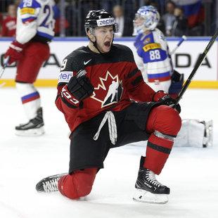 Kanada im Finale gegen Schweden um Titelhattrick (Bild: AFP)