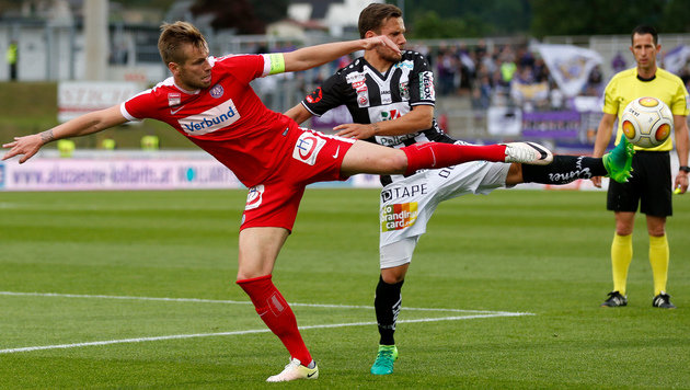 WAC mit 2:1-Erfolg gegen Austria vor Klassenerhalt (Bild: GEPA)
