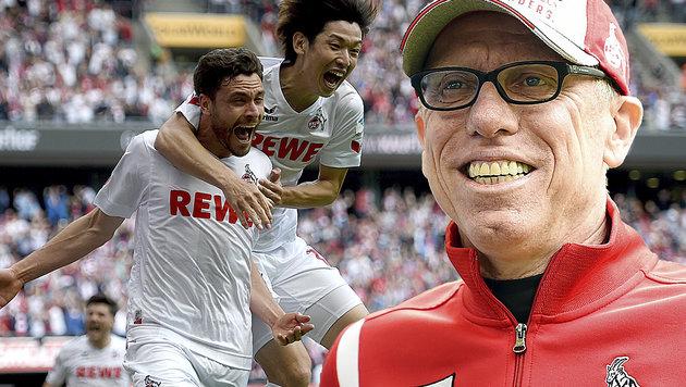 Ewald Lienen wechselt ins St.-Pauli-Direktorium (Bild: AP, GEPA)