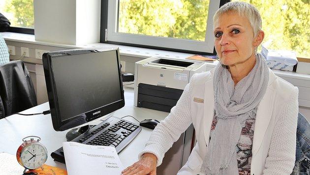 Barbara Moser, Direktorin des BG/BRG Bad Ischl (Bild: Marion Hörmandinger)