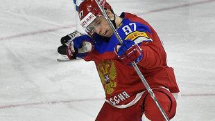 Russland holt mit 5:3 über Finnland WM-Bronze (Bild: Associated Press)