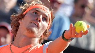 Zverev siegt in Rom gegen Thiem-Bezwinger Djokovic (Bild: AFP)