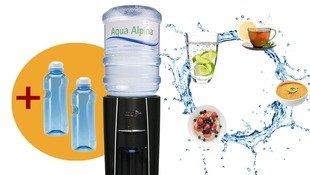 Triple A verlost 3x1 Wasserspender Jahresabos (Bild: Triple A)