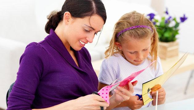 Wenn Kinder den Tagesablauf bestimmen dürfen, ändert sich so einiges ... (Bild: thinkstockphotos.de)