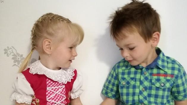 Die schönsten Kinderfotos der krone.at-Leser (Bild: Sabina Blaha)