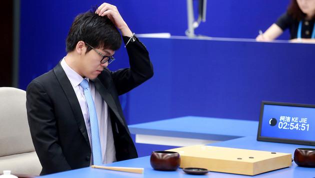 """Google-KI """"AlphaGo"""" schlägt weltbesten Go-Spieler (Bild: AFP)"""