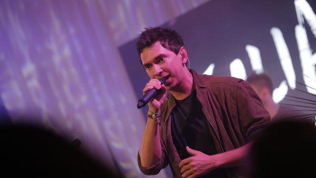 """So rockte Julian Le Play das """"Krone""""-Sommerfest! (Bild: David Faber www.fabshoot.me)"""