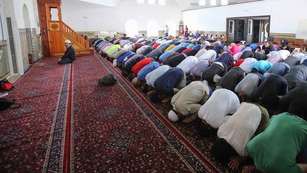 In heimischen Moscheen predigen auch Imame, die weder Deutsch können noch hier ausgebildet wurden. (Bild: Stanislav Jenis / picturedesk.com)