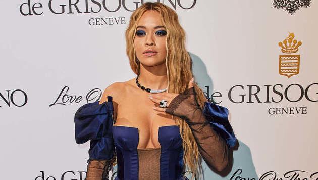 Rita Ora (Bild: Starpix / Alexander TUMA)