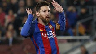 Einspruch abgewiesen! Messis Haftstrafe gilt (Bild: AFP)