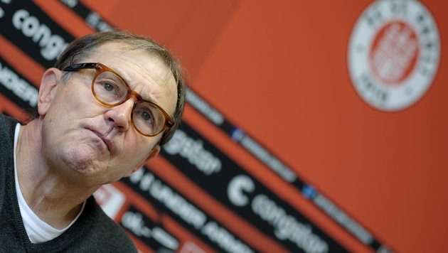 Ewald Lienen wechselt ins St.-Pauli-Direktorium (Bild: APA/dpa/Axel Heimken)