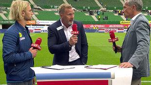 Zorniger Fink spricht Pariasek die Kompetenz ab! (Bild: ORF)