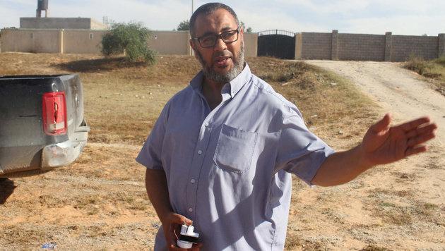Der Vater, Ramadan. Er sagt, er hat mit dem IS und Terrorismus nichts am Hut. (Bild: REUTERS)