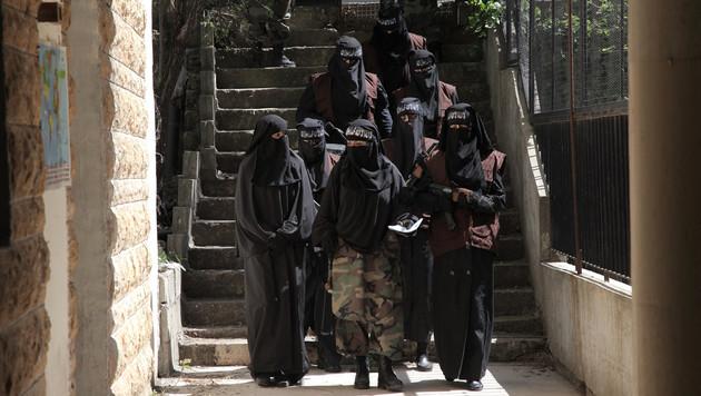 """Ausschnitt aus der Serie """"Black Crows"""" (Bild: AFP)"""