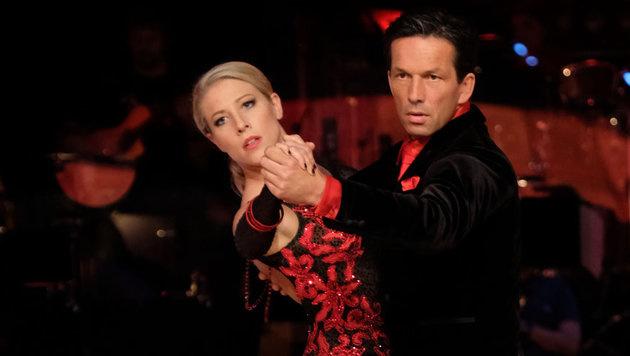 Martin Ferdiny und Maria Santner (Bild: ORF)