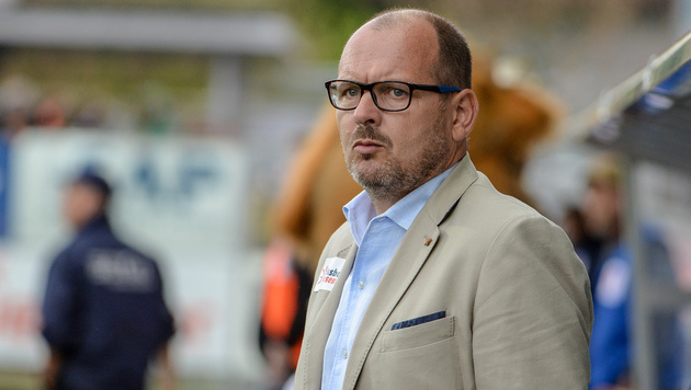 Altach trennt sich von Trainer Martin Scherb (Bild: GEPA)