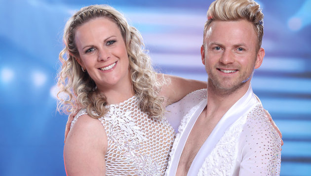 Nicole Hosp und Willi Gabalier (Bild: ORF)