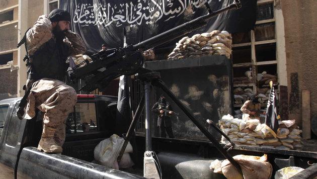 Arabische TV-Serie zeigt realistisch Gräuel des IS (Bild: AFP)